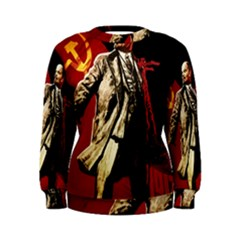 Lenin  Women s Sweatshirt