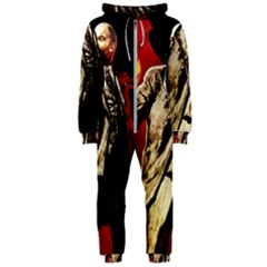 Lenin  Hooded Jumpsuit (ladies)