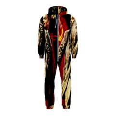 Lenin  Hooded Jumpsuit (kids)