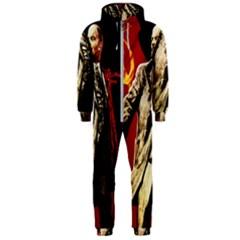Lenin  Hooded Jumpsuit (men)