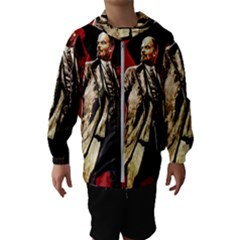 Lenin  Hooded Wind Breaker (kids)