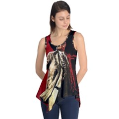 Lenin  Sleeveless Tunic