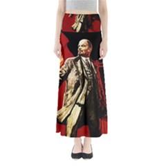 Lenin  Full Length Maxi Skirt