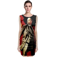 Lenin  Classic Sleeveless Midi Dress