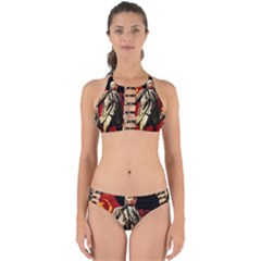 Lenin  Perfectly Cut Out Bikini Set