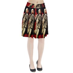Lenin  Pleated Skirt