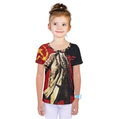 Lenin  Kids  One Piece Tee