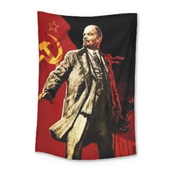 Lenin  Small Tapestry