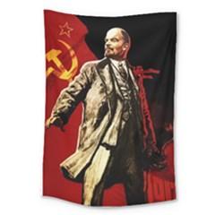 Lenin  Large Tapestry