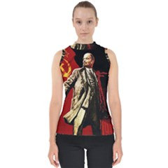 Lenin  Shell Top