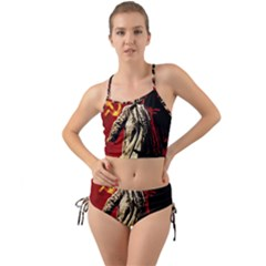 Lenin  Mini Tank Bikini Set