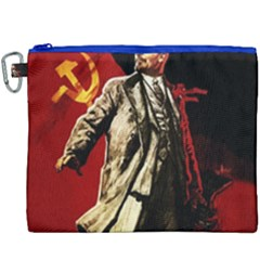 Lenin  Canvas Cosmetic Bag (xxxl)