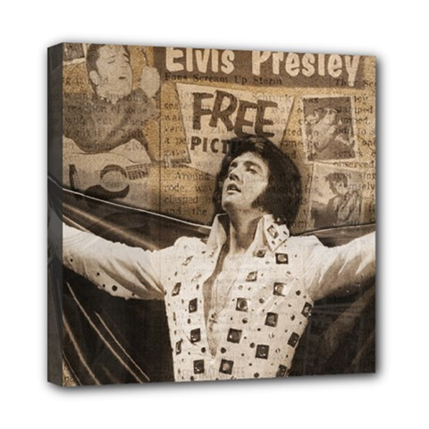 Vintage Elvis Presley Multi Function Bag