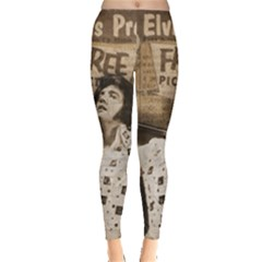 Vintage Elvis Presley Leggings