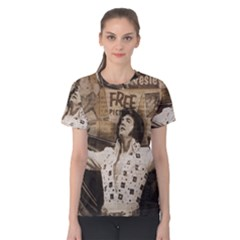 Vintage Elvis Presley Women s Cotton Tee