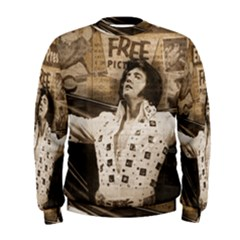 Vintage Elvis Presley Men s Sweatshirt
