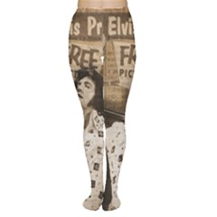 Vintage Elvis Presley Women s Tights