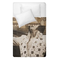 Vintage Elvis Presley Duvet Cover Double Side (single Size)
