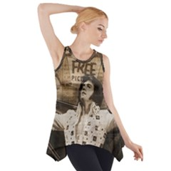 Vintage Elvis Presley Side Drop Tank Tunic