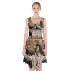 Vintage Elvis Presley Racerback Midi Dress