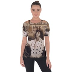 Vintage Elvis Presley Short Sleeve Top