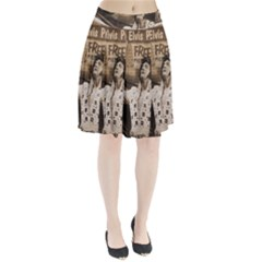 Vintage Elvis Presley Pleated Skirt