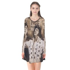 Vintage Elvis Presley Flare Dress