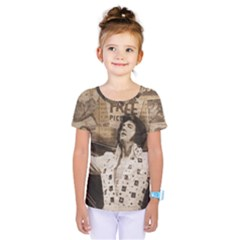 Vintage Elvis Presley Kids  One Piece Tee