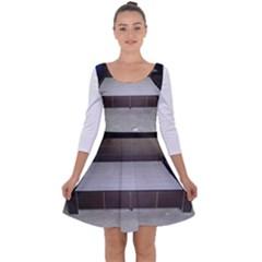 20141205 104057 20140802 110044 Quarter Sleeve Skater Dress