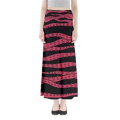 Blood Tentacles Full Length Maxi Skirt