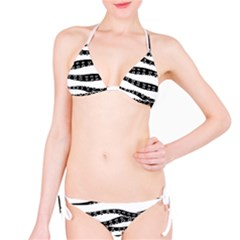 Hand Made Tentacle Bikini Set