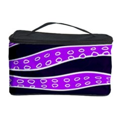 Purple Tentacles Cosmetic Storage Case