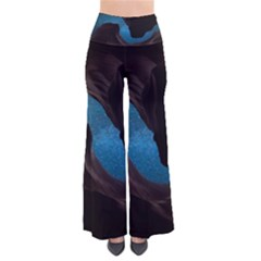 Abstract Adult Art Blur Color Pants