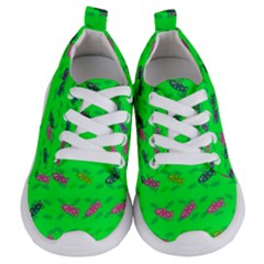 Fish Aquarium Underwater World Kids  Lightweight Sports Shoes