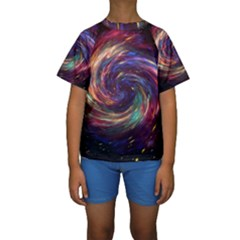 Cassiopeia Supernova Cassiopeia Kids  Short Sleeve Swimwear