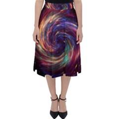 Cassiopeia Supernova Cassiopeia Folding Skater Skirt