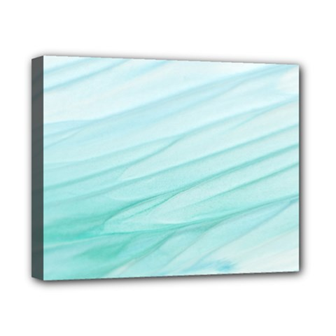 Texture Seawall Ink Wall Painting Canvas 10  X 8