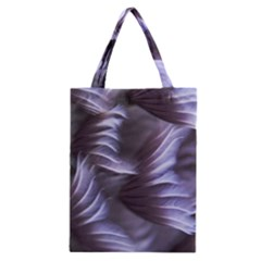 Sea Worm Under Water Abstract Classic Tote Bag
