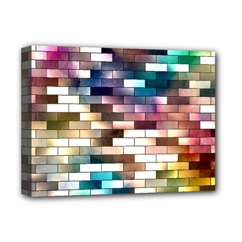 Background Wall Art Abstract Deluxe Canvas 16  X 12