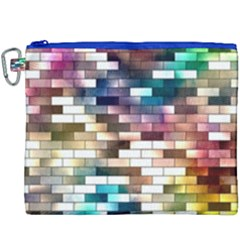 Background Wall Art Abstract Canvas Cosmetic Bag (xxxl)