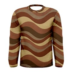 Backgrounds Background Structure Men s Long Sleeve Tee