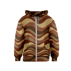 Backgrounds Background Structure Kids  Zipper Hoodie