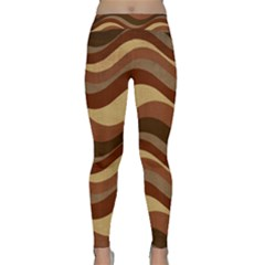 Backgrounds Background Structure Classic Yoga Leggings