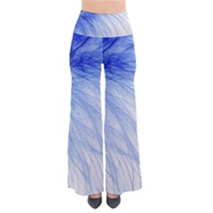 Feather Blue Colored Pants