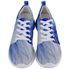 Feather Blue Colored Men s Lightweight Sports Shoes