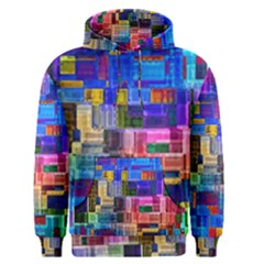 Background Art Abstract Watercolor Men s Pullover Hoodie