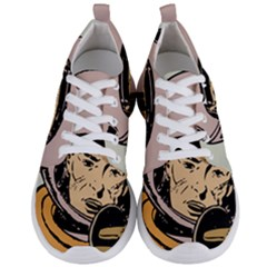 Astronaut Retro Men s Lightweight Sports Shoes