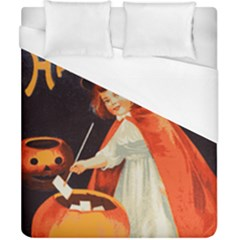 Haloweencard2 Duvet Cover (california King Size)