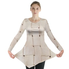 Pastry Case Long Sleeve Tunic
