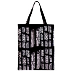 On Deck Zipper Classic Tote Bag